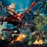 10 اختلافات بين Marvel و DC
